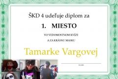 Tamarka-diplom